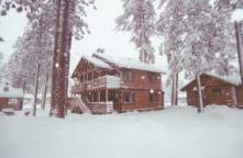 big bear mountain lodging.