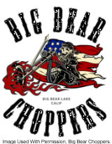 big bear choppers used.